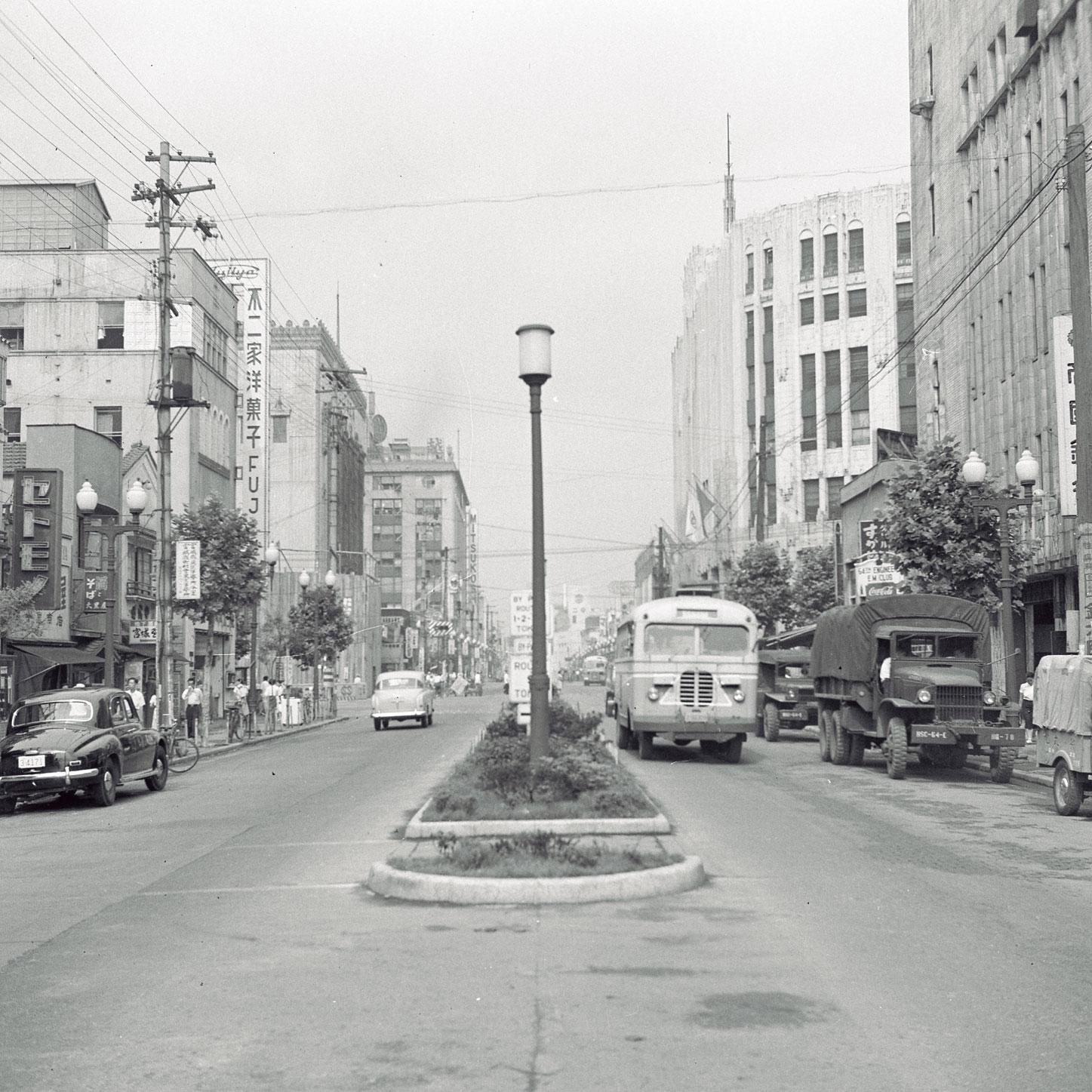 昭和26 1951 年 新宿区史年表