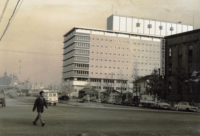 昭和36(1961)年 – 新宿区史年表