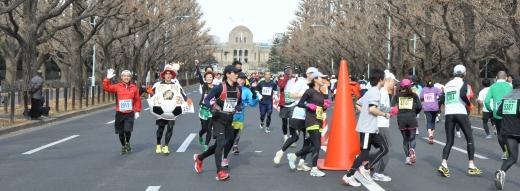 新宿シティハーフマラソンを開催...