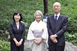 ケーブルテレビの新宿区広報番組で夏目漱石記念施設を特集:新宿区