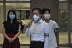 連休前の7月20日・21日の2日間 「繁華街新型コロナウイルス感染拡大防止キャンペーン」を実施しました