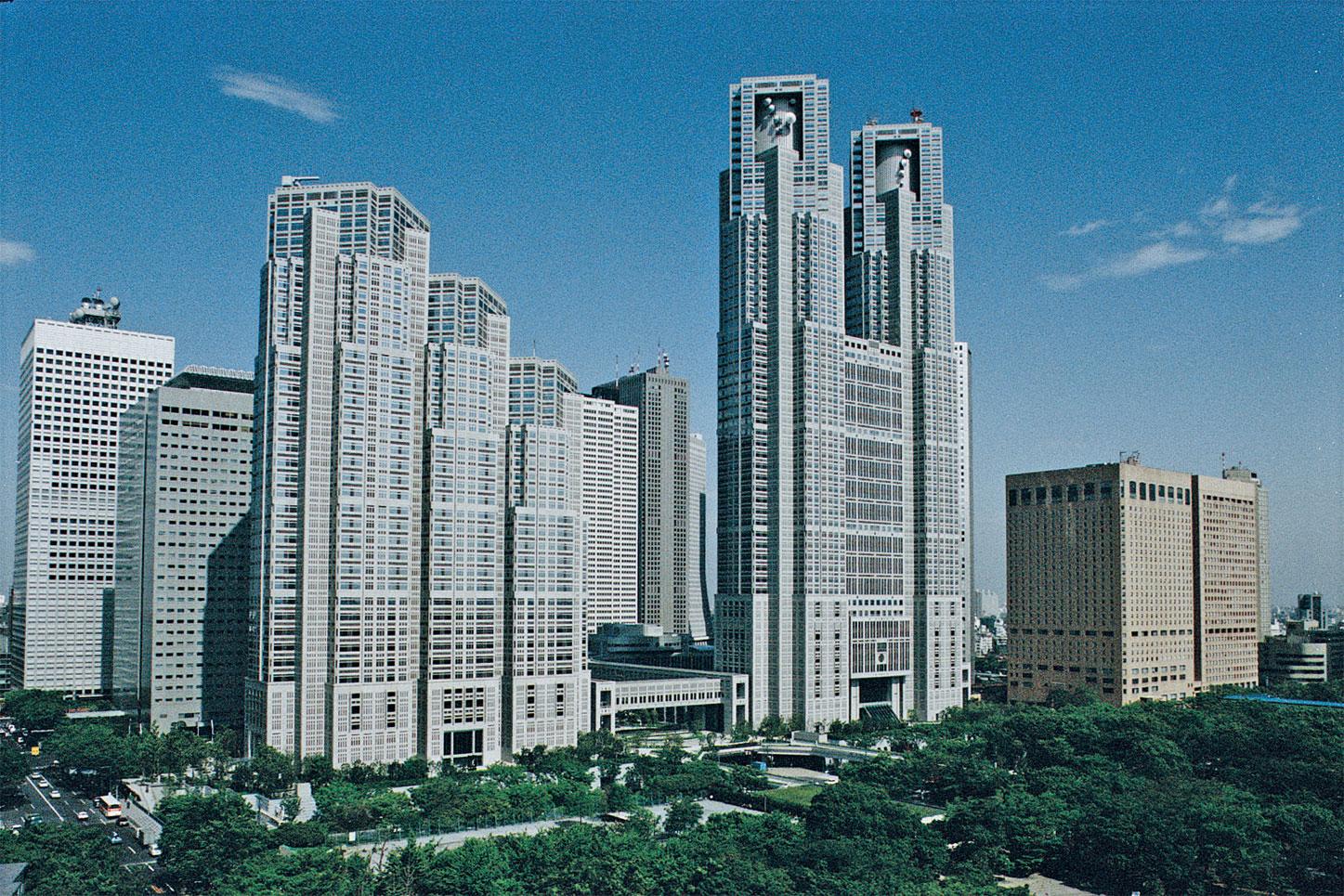平成3(1991)年 – 新宿区史年表